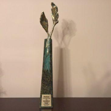 Zdobycie prestiżowej nagrody przez EkoSłupek